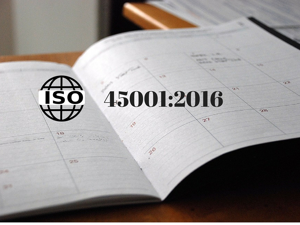 ISO 45001:2016