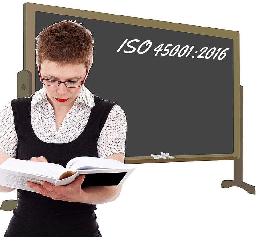 CURSO ISO 45001:2016