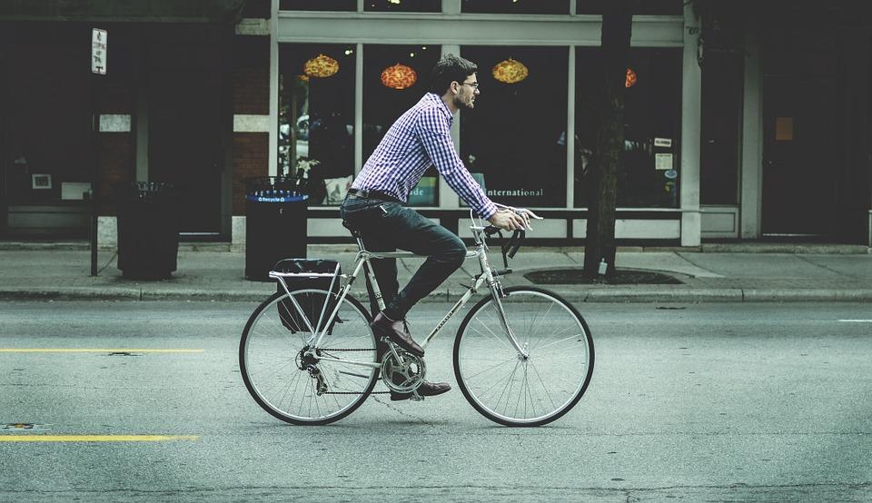Ir en bici a trabajar