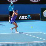 Los riesgos laborales de recogepelotas y jueces de línea en partidos de tenis