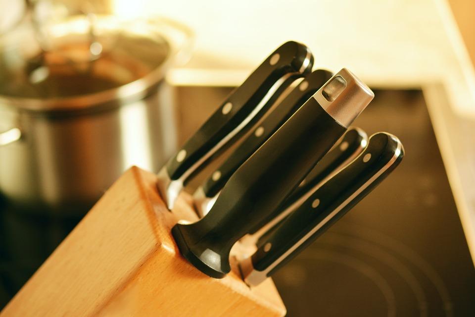 cuchillos cocina seguros