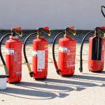 Tipos de extintores, ¿cómo se clasifican para cada clase de fuego?