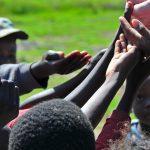 Campaña contra el trabajo infantil y el hambre