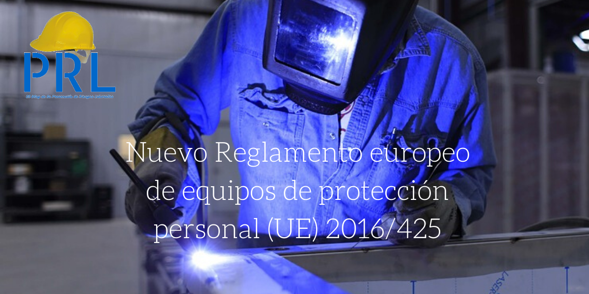 reglamento europeo EPI