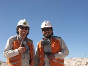 mineros españoles