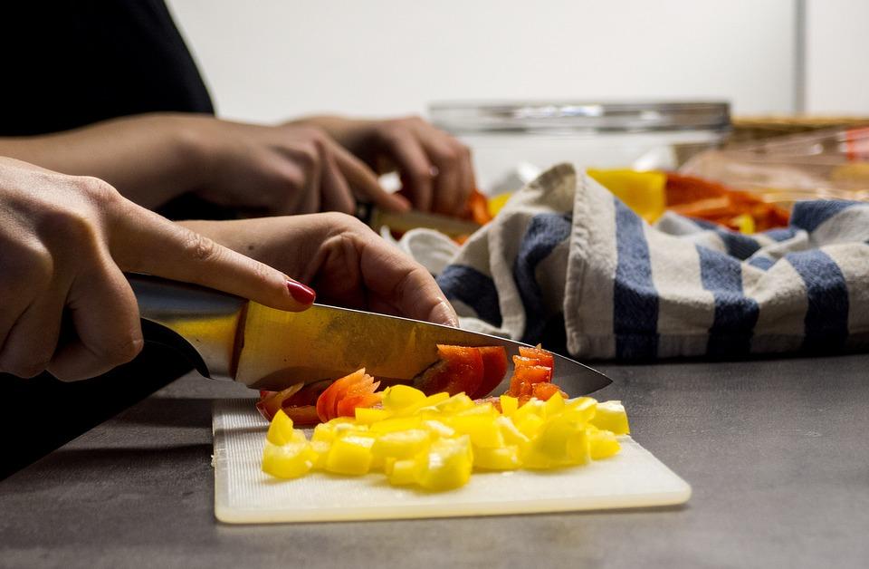 normas de seguridad en la cocina