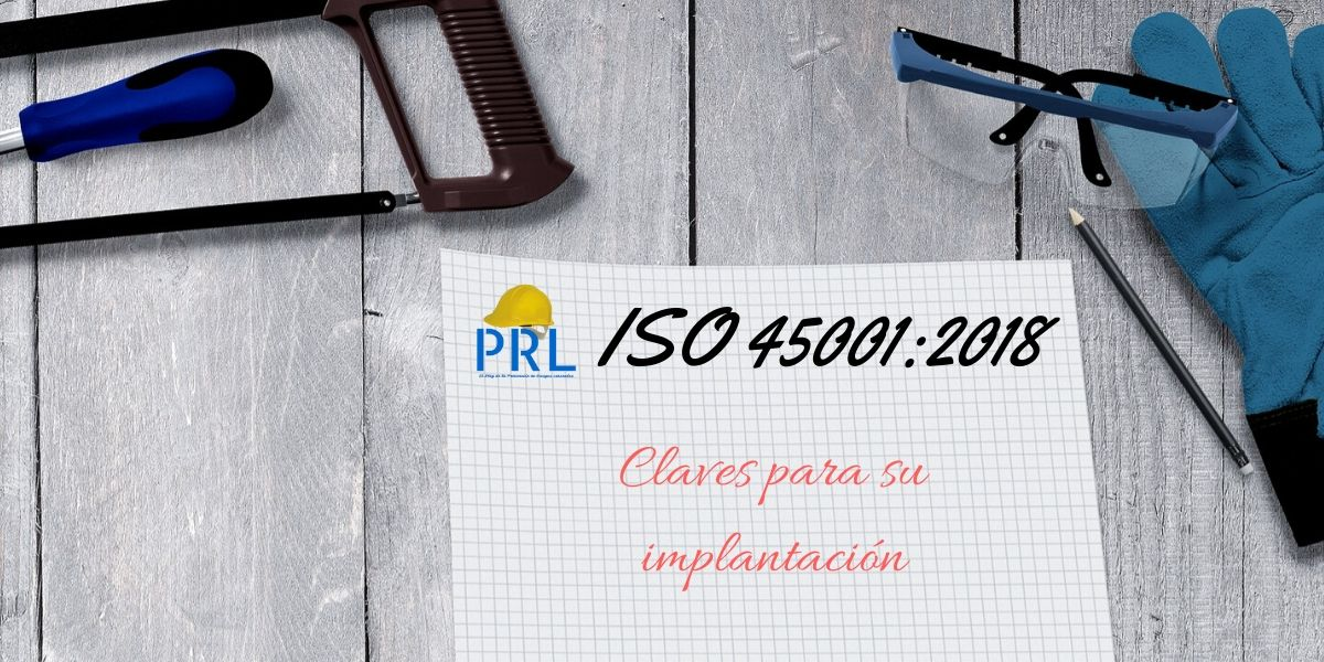 Implantar ISO 45001