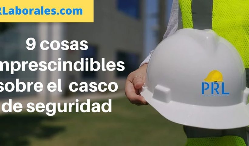 casco de seguridad