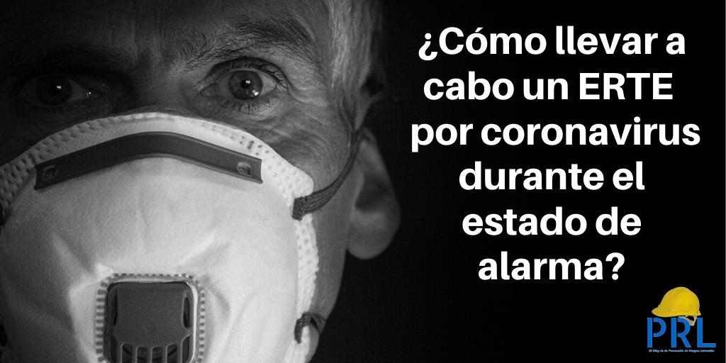 ERTE coronavirus