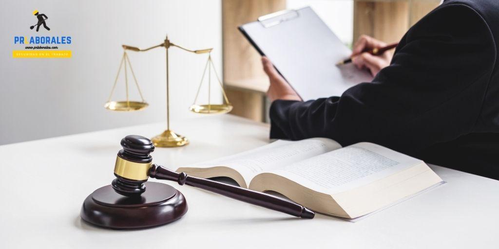 Demanda de incapacidad permanente juicio